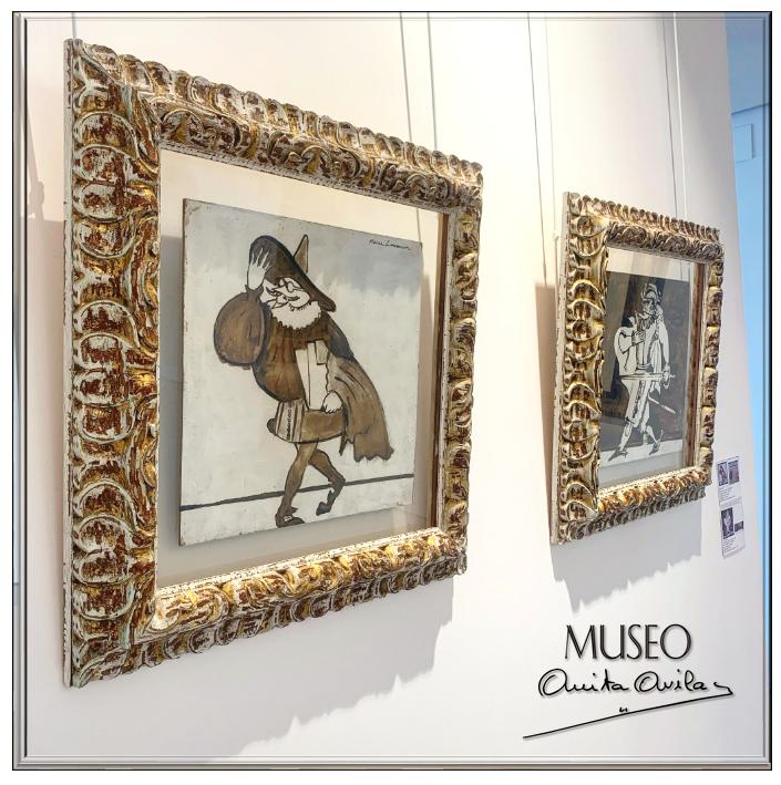 Exposición J'adore Museo Anita Ávila