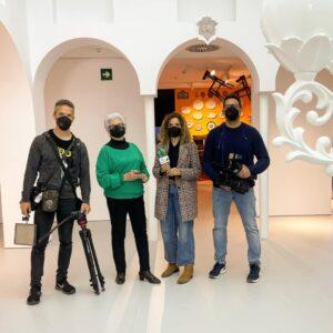 Andalucía directo en Museo Anita Ávila